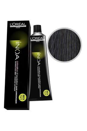 L'oreal Professionnel Saç Boyası 1 Siyah 60 Ml