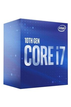 Intel Comet Lake I7 10700k 1200pin Fansız Box