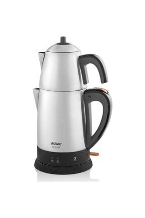 Arzum Ar3051 Çaycı Lux 1800 w Çelik Çay Makinesi