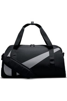 Nike Unisex Siyah Orta Boy Spor Çantası Ba5567-010 48 Cm