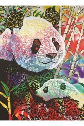 Anatolian Puzzle 1099 Panda 1000 Parça Puzzle