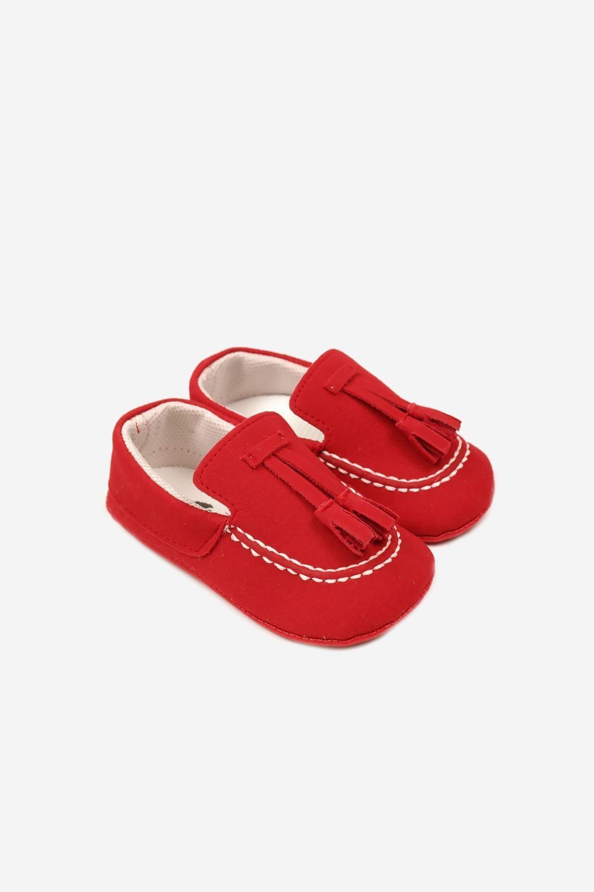 Funny Baby Lastikli Cırtlı Çocuk Yürüyüş Ve Spor Ayakkabısı 1