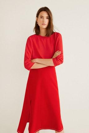 MANGO Woman Kadın Orta Kırmızı Bluz 43033007