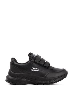 Slazenger AFRICA Sneaker Kadın Ayakkabı Siyah / Siyah SA20LK007
