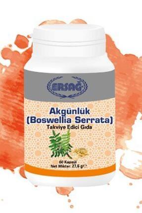 Ersağ Akgünlük (boswellia Serrata)