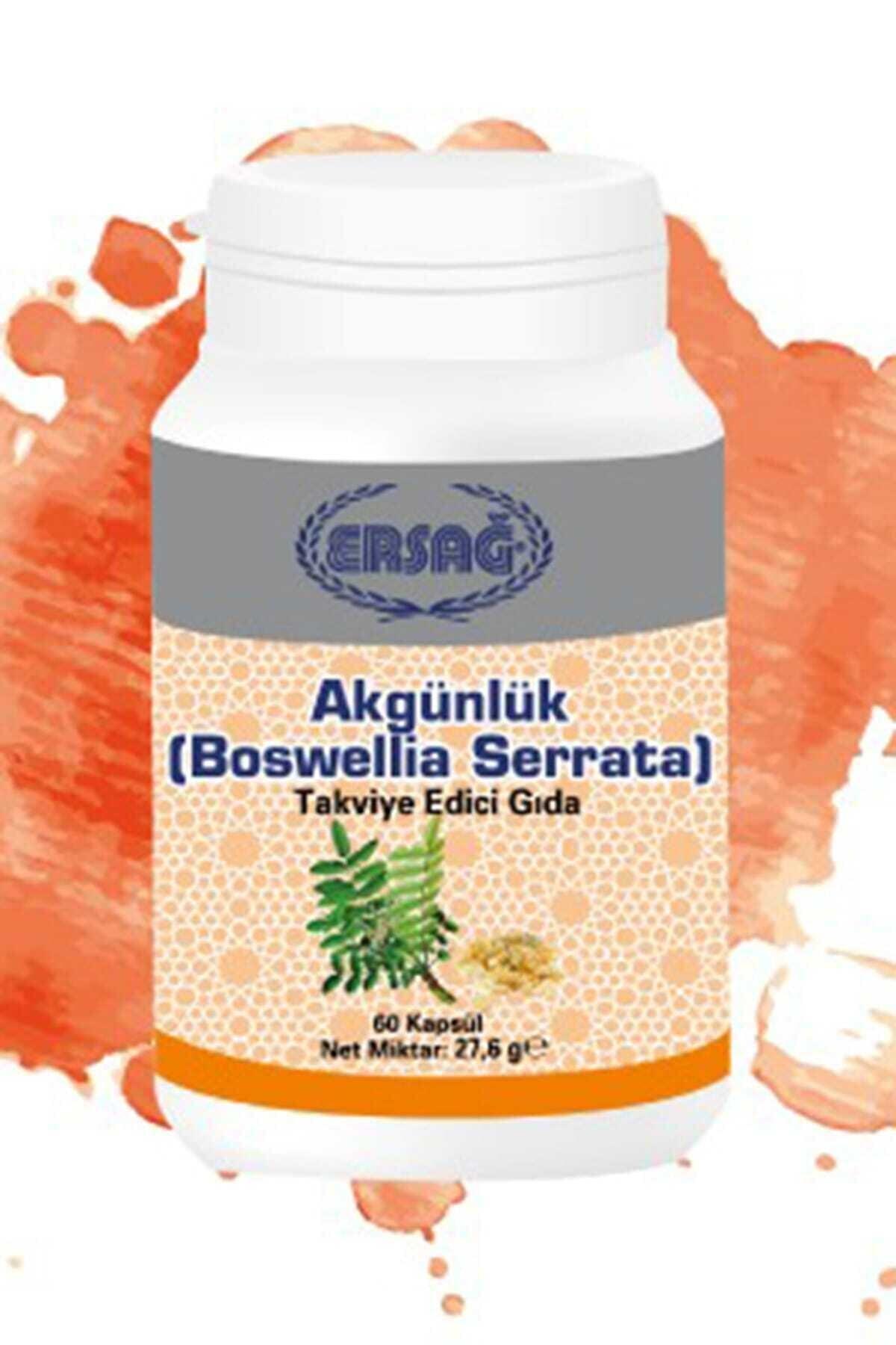 Ersağ Akgünlük (boswellia Serrata) 1