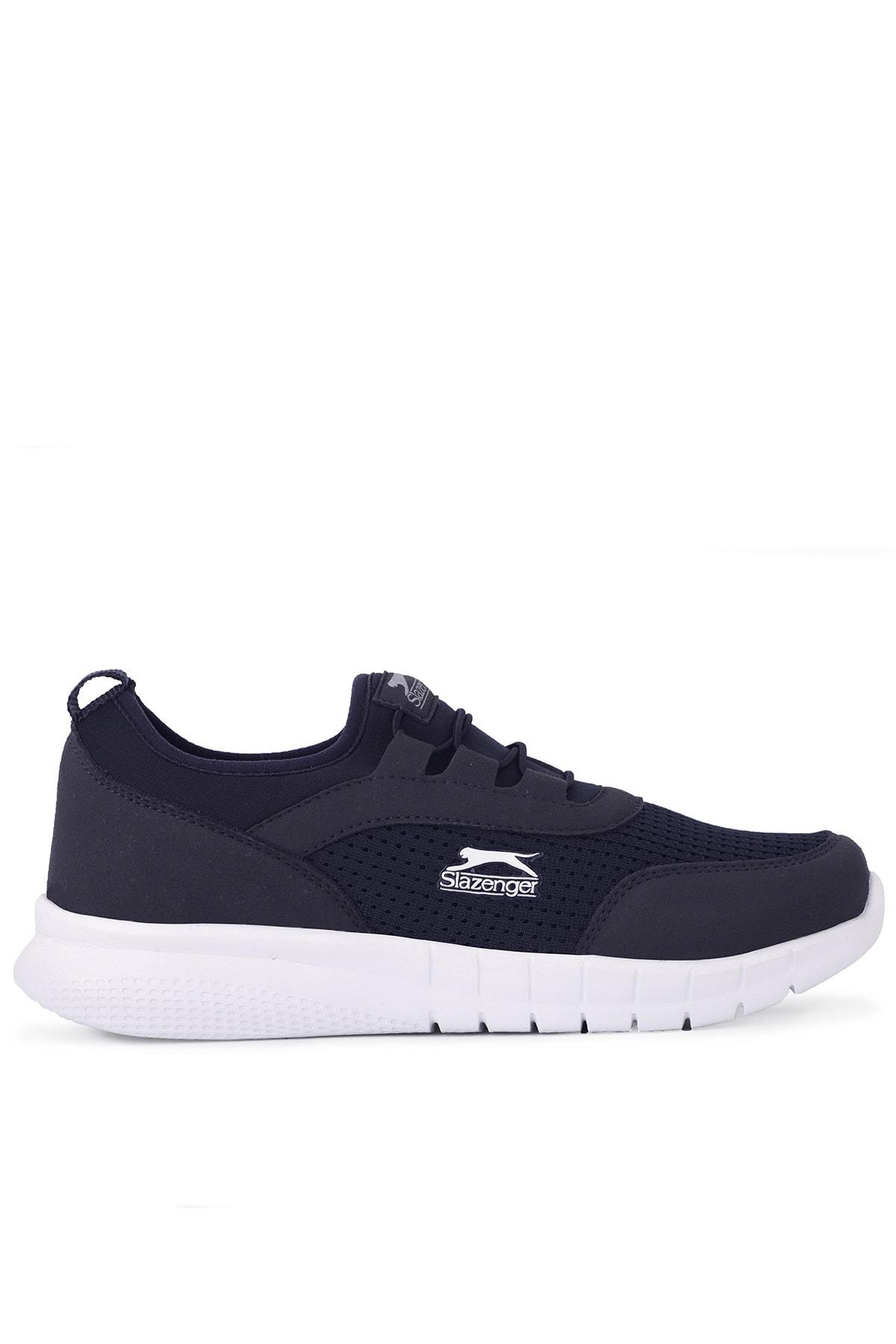 Slazenger PINO Sneaker Kadın Ayakkabı Lacivert / Beyaz SA10LK110 1