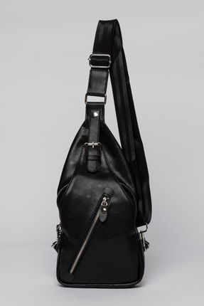 Jacquline Kadın Siyah Body Çanta