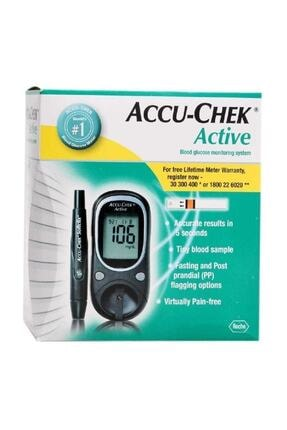 Accu Chek Roche Accu Chek Active Şeker Ölçüm Cihazı