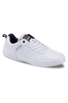 Jump Beyaz Erkek Spor Ayakkabı 19700
