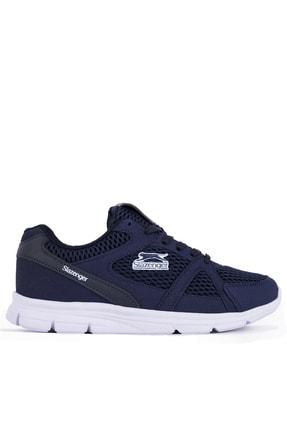 Slazenger Pera Sneaker Kadın Ayakkabı Lacivert