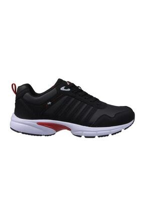 MP Erkek Bağcıklı Siyah-beyaz Koşu Ayakkabı 202-6923mr 100