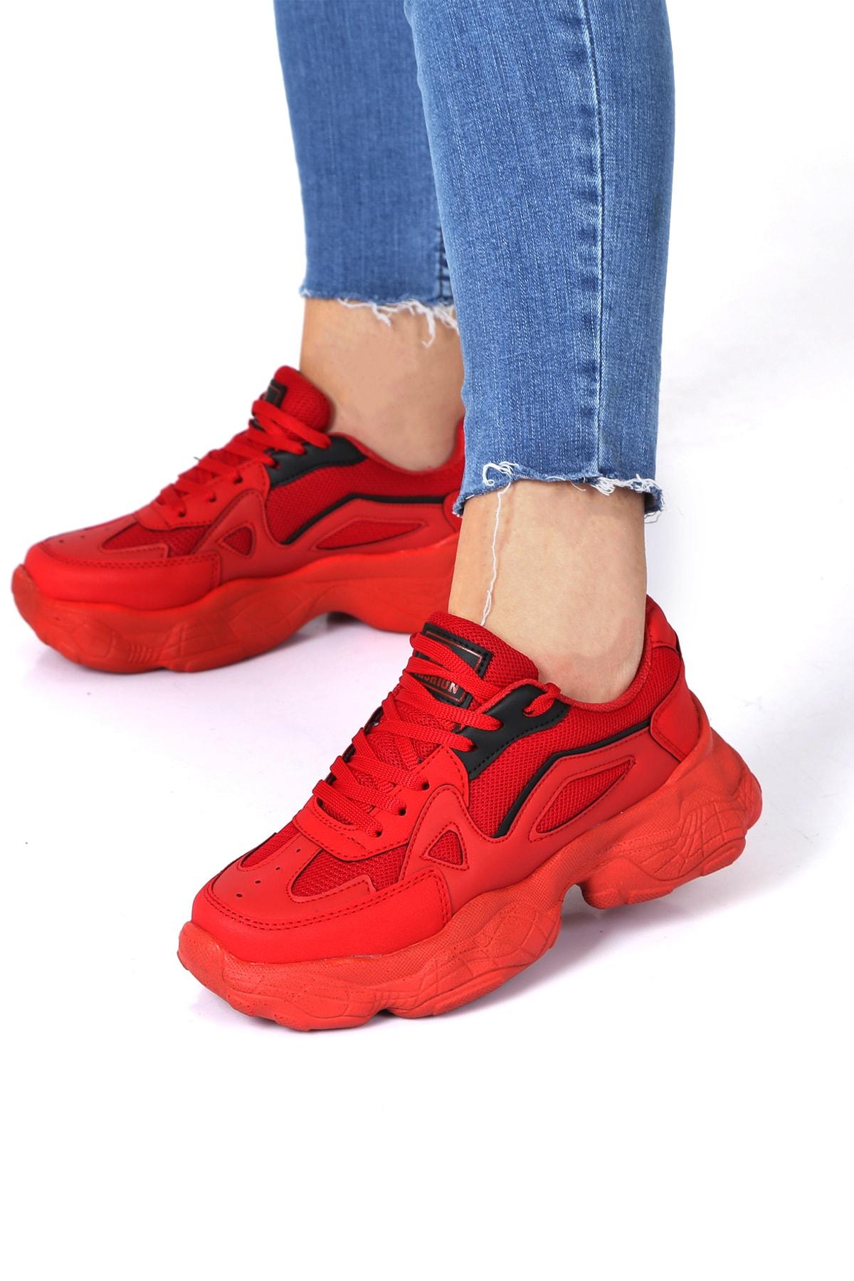 ICELAKE Kadın Sneaker Ybm-s997 1