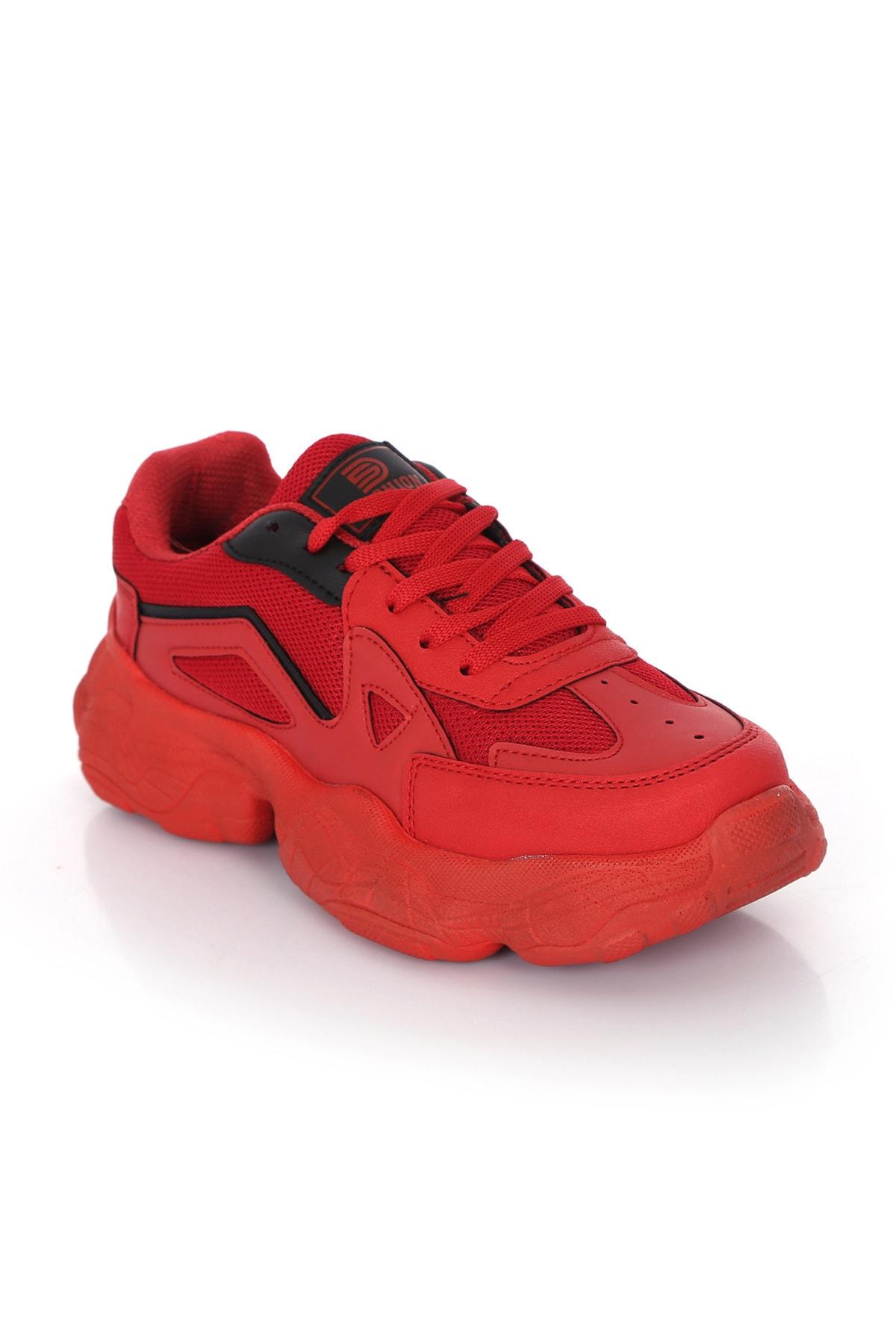ICELAKE Kadın Sneaker Ybm-s997 2