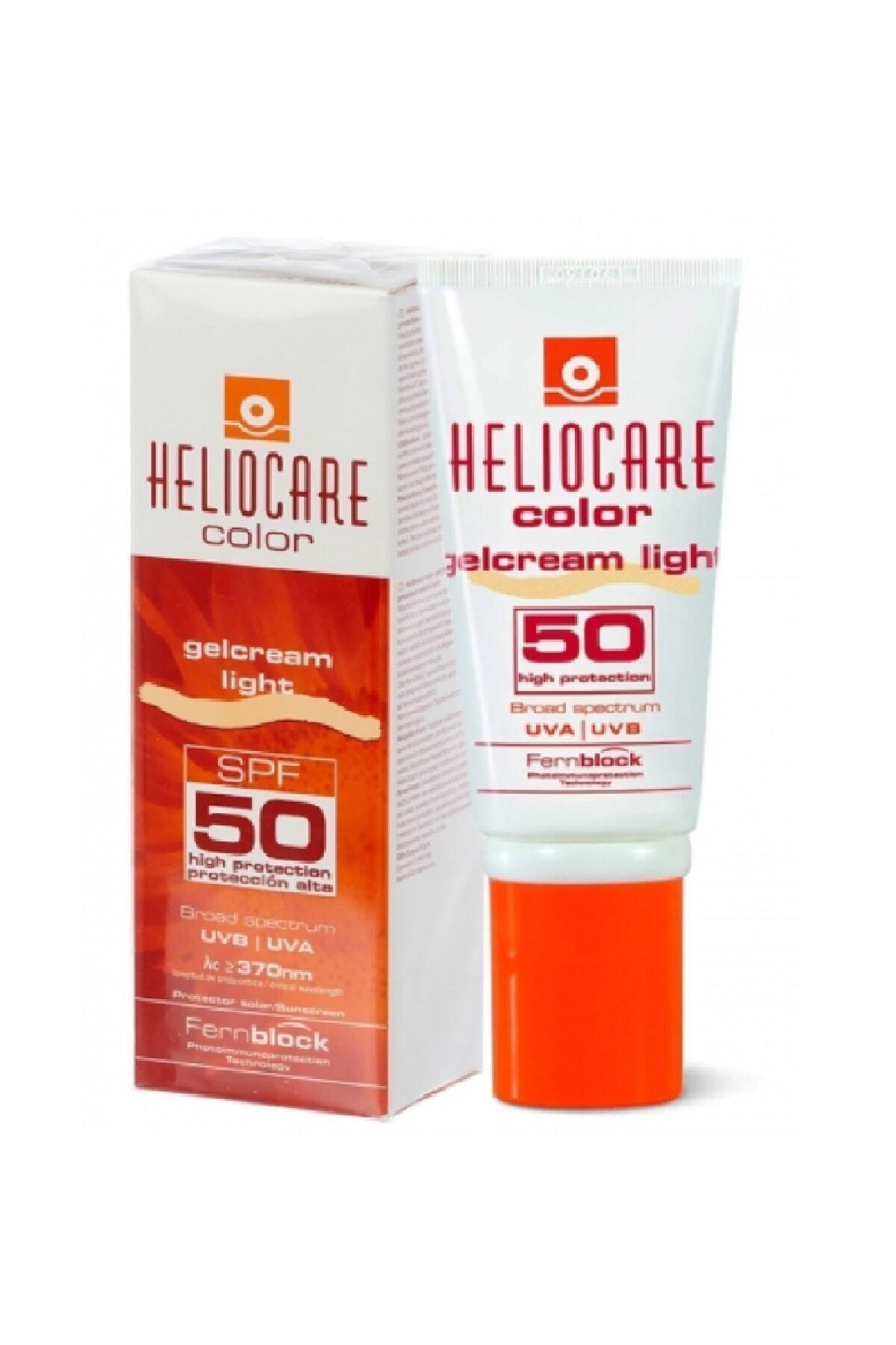 Heliocare Colo Spf 50 Gelcream Light 50ml 1