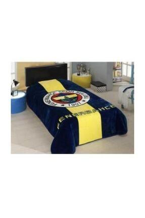 Merinos Lisanslı Fenerbahçe Vizon Battaniye