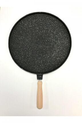 Toptanpro J117 36cm Döküm Granit Gözleme Bazlama Tavası 6272