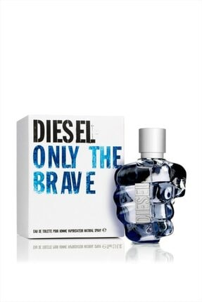 Diesel Only The Brave Edt 125 Ml Erkek Parfümü 3605521034014
