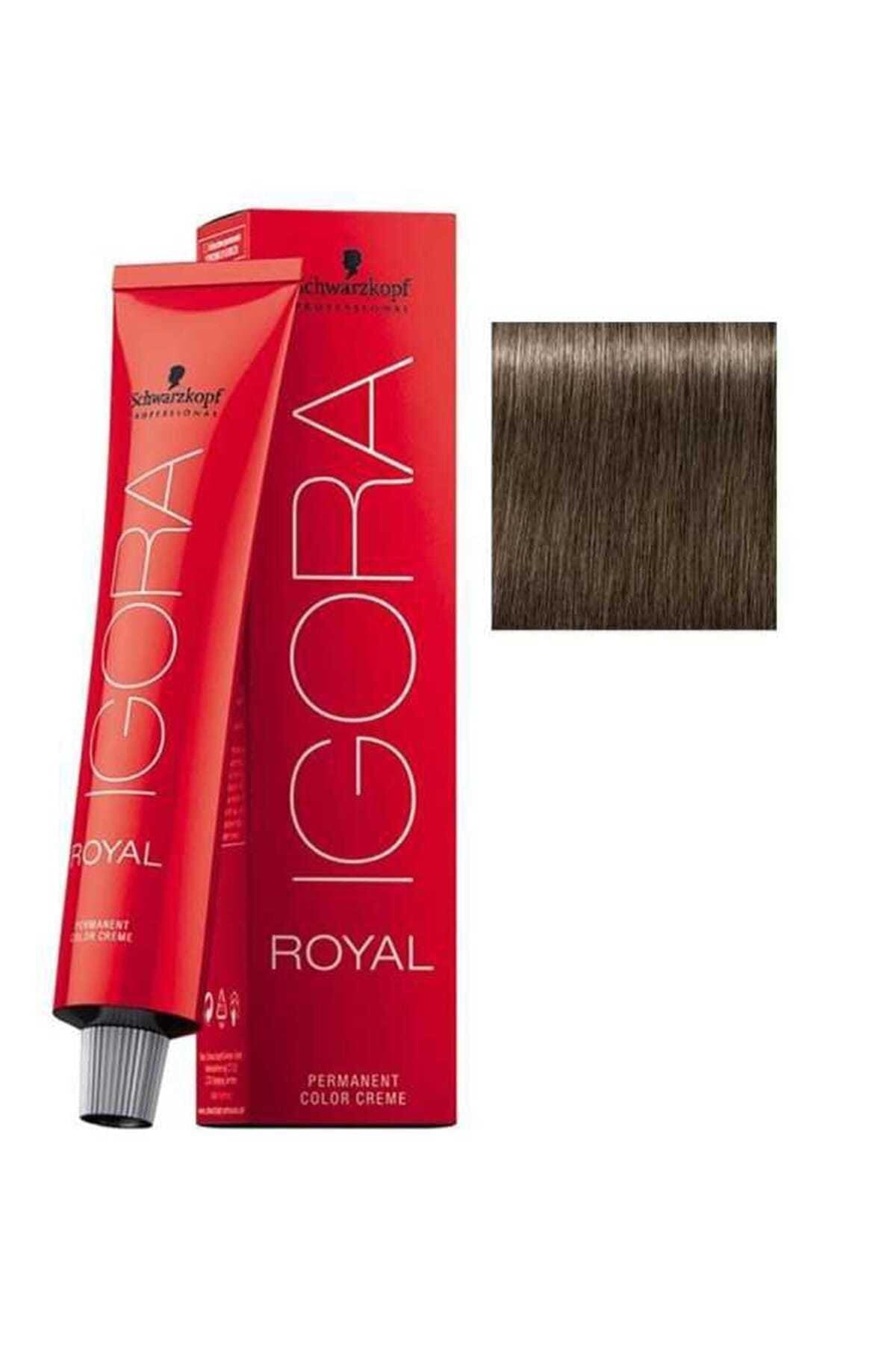 Igora Royal 7-1 Kumral Sandre 60ml 1
