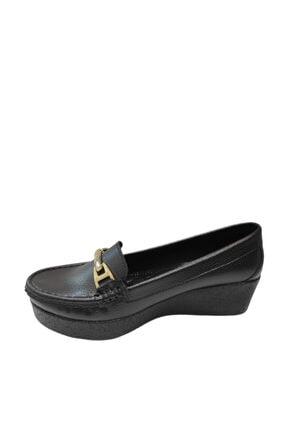Pierre Cardin Kadın Siyah Klasik Ayakkabı 51236