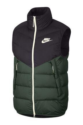 Nike Erkek Siyah Yeşil Yelek Cv8974 045