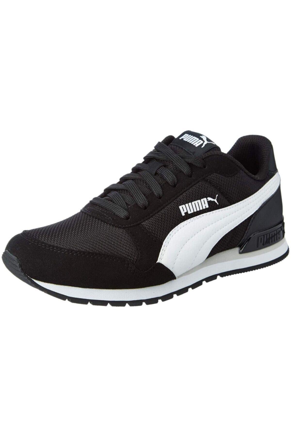 Puma St Runner V2 Mesh Jr 36713506 Spor Ayakkabı 2