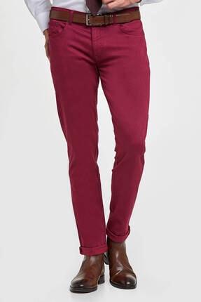 Hemington Erkek Bordo 5 Cep Pantolon