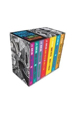 Bloomsbury Yayınları Harry Potter Boxed Set: The Complete Collection (Adult Paperback) - J. K. Rowling