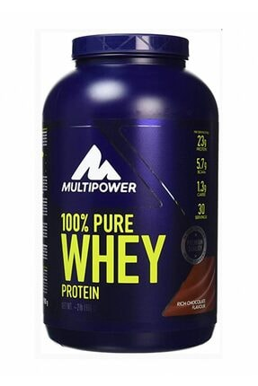Multipower Çikolata Aromalı %100 Pure Whey Protein 900 gr