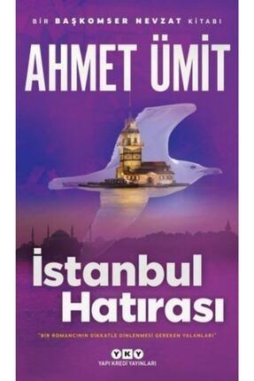 Yapı Kredi Yayınları Istanbul Hatırası - Ahmet Ümit