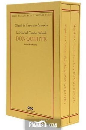 Yapı Kredi Yayınları Don Quijote 2 Cilt Takım