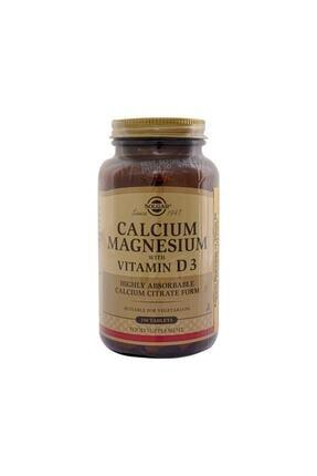 Solgar Calcium Magnesium Vitamin D3 150 Tablet