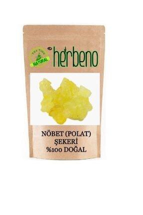 Herbeno Organik Safranlı - Sarı - Nöbet Şekeri 1kg