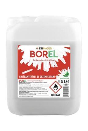 Borel Etimaden Antibakteriyel El Dezenfektanı 5 Lt