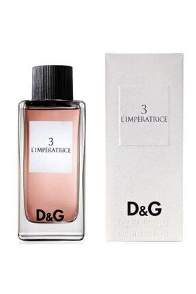 Dolce Gabbana L'ımperatrice Pour Femme Edt 100 Ml Kadın Parfüm