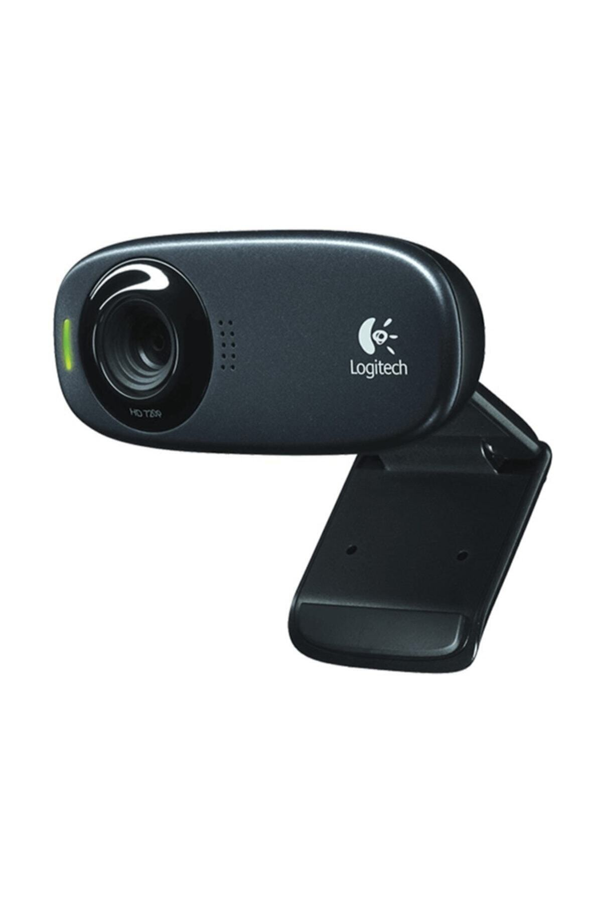 logitech C310 Hd 720p Dahili Mikrofon Usb Webcam 960-001065 1