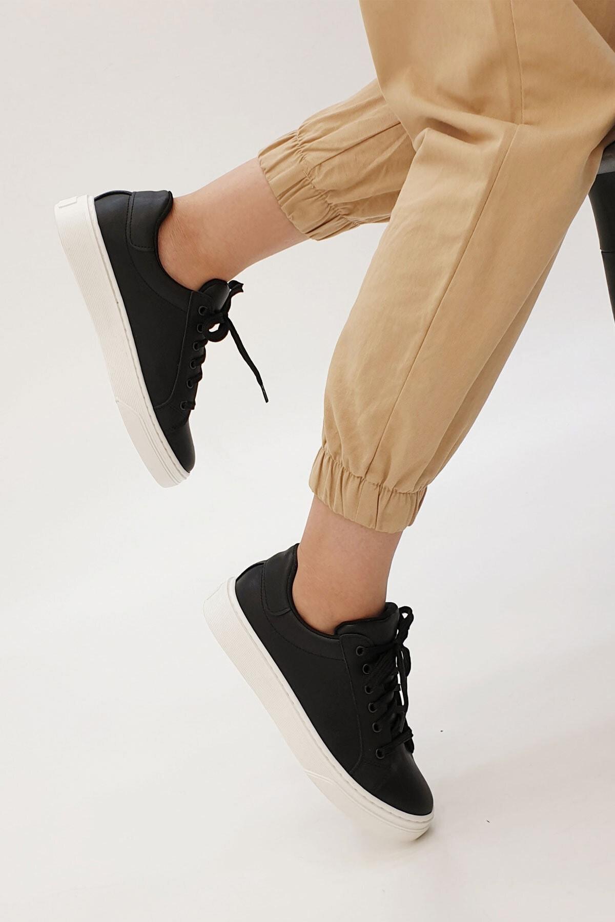 Marjin Kadın Multi Sneaker Ayakkabı Balen 1