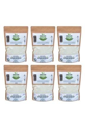 Organik Dünyam Doğal Zeytinyağlı Granül Sabun Tozu 6 kg