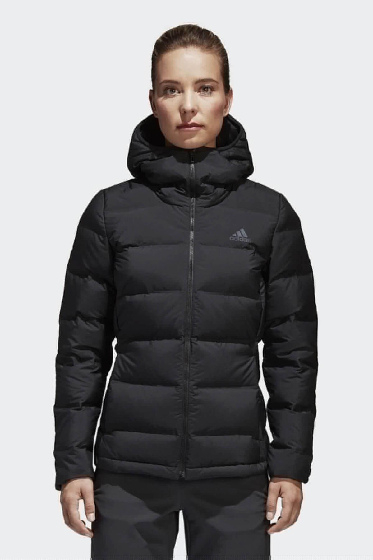 adidas W Helionic Ho J Kadın Mont 1