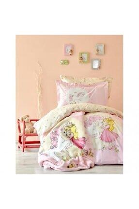 Karaca Home Pink Pony Genç Soft Ispanyol Battaniye