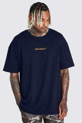 Oksit Timon Man Baskılı Comfort Fit Erkek Tshirt