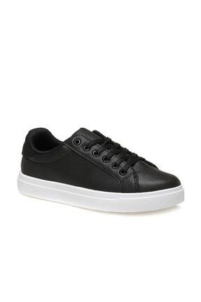 ART BELLA CS21065 1FX Siyah Kadın Havuz Taban Sneaker 101015777