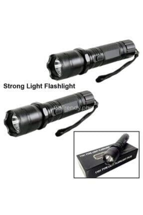 movzer Type Şarjlı El Feneri Type 1101 Şok Light Flashlight Fener Elektrikli Fener