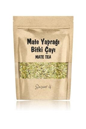 BAZAAR 4 Mate Yaprağı Çayı Mate Tea 1. Sınıf Yeni Mahsul 125 Gr