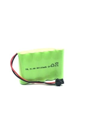 TNL 6v 1300mah Oyuncak Araba Pili Bataryası