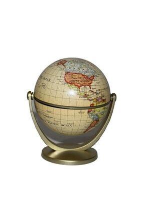 HEPBİMODA Dekoratif Ev Ofis Dönen Dünya Küre