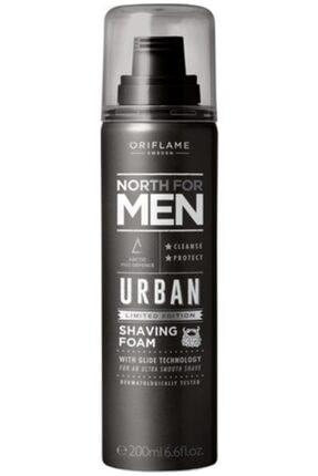 Oriflame North For Men Urban Tıraş Köpüğü 200 Ml