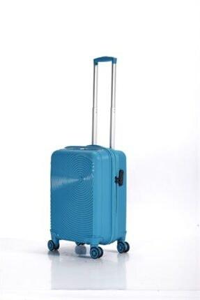 ALBATROS Joıa Pp108 618 Pp Valiz Ice Blue Kabin Boy