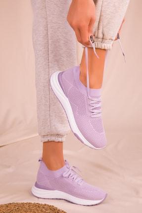 SOHO Lila Kadın Sneaker 16087