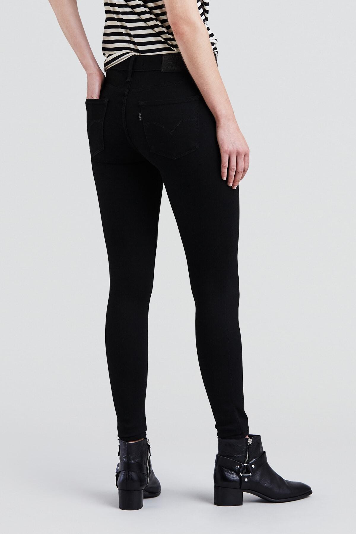 Levi's Kadın Jean Pantolon 720 High Rise Super Skinny 52797-0000 2